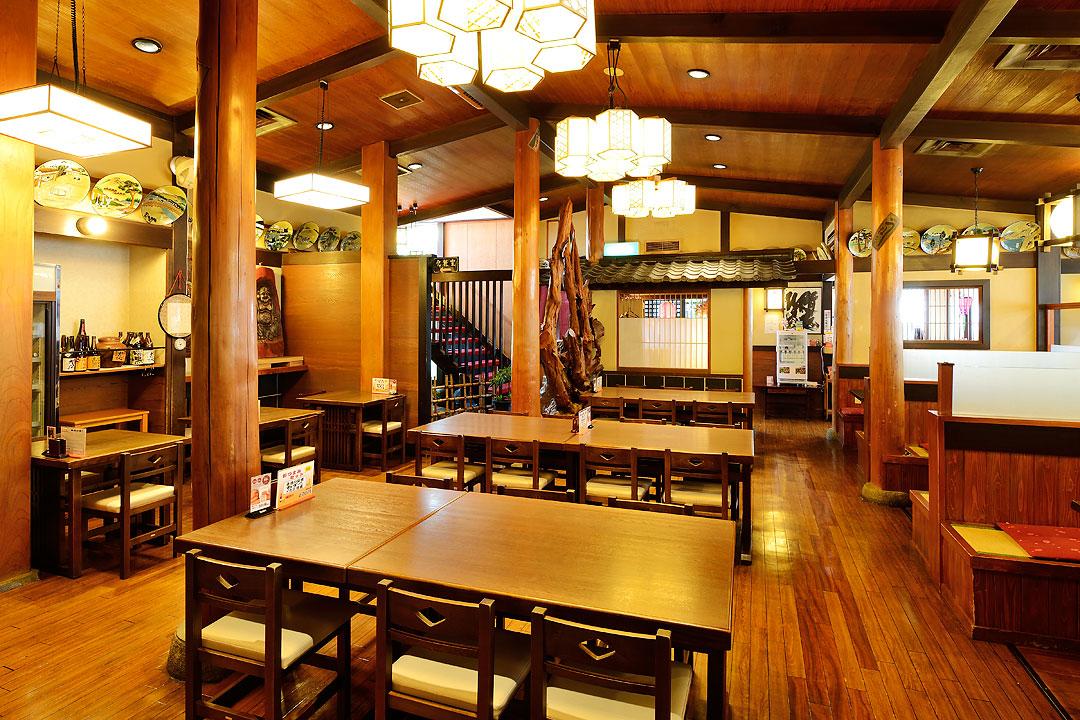 姫沙羅本店1F